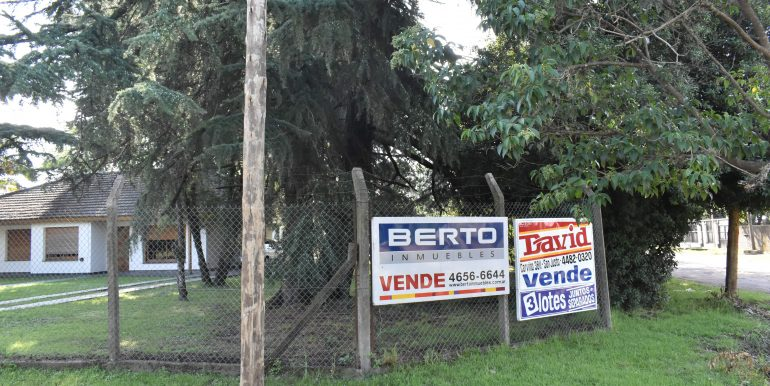 LOTE  C/  CHALET  4  AMB.